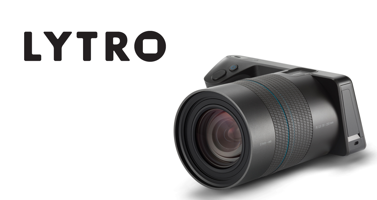 Lytro Illum Camera Wallpaper