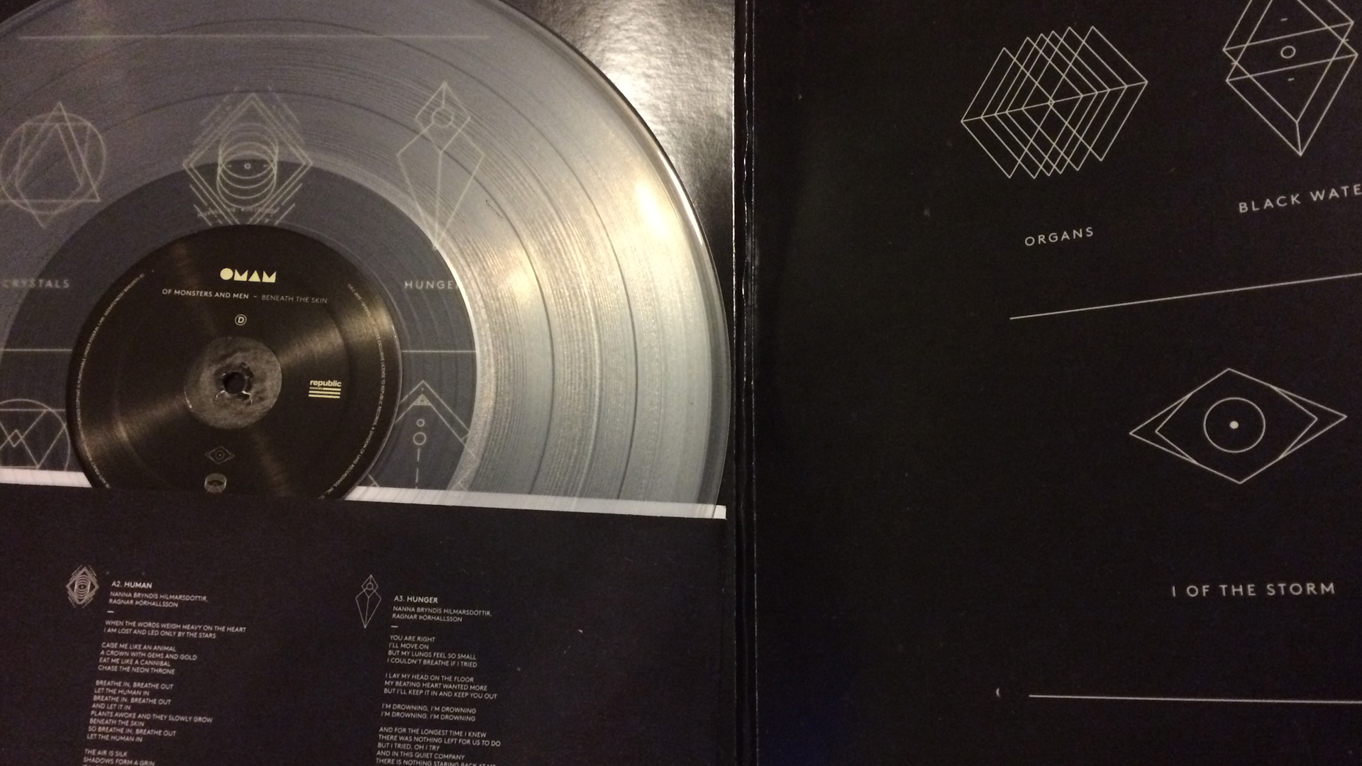 Of Monsters and Men - Beneath the Skin Vinyl